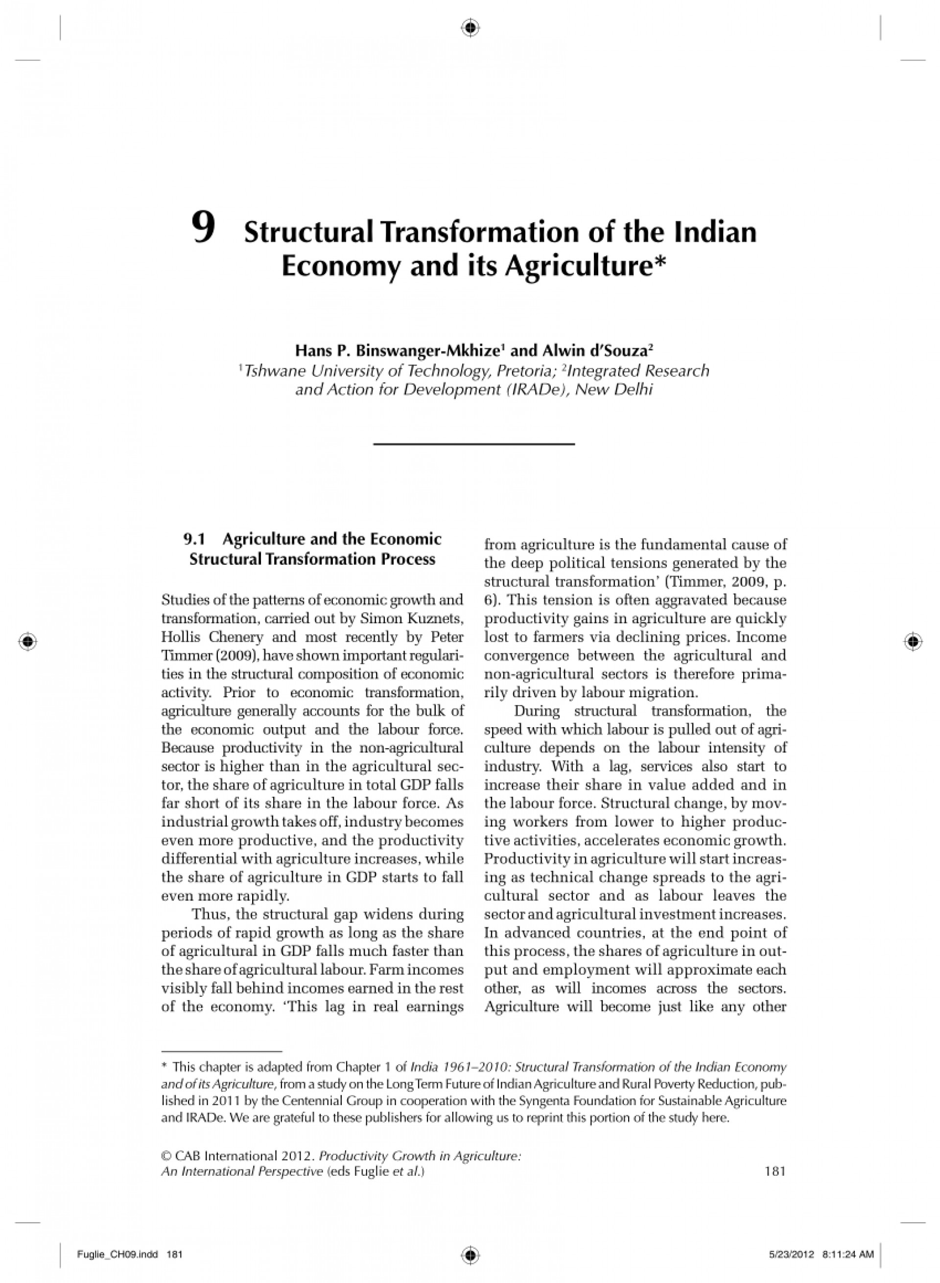 005 Largepreview Research Paper Indian Economic Breathtaking Growth 1920