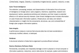 005 Page22 1024px Cyber Threats To Elections Lexicon 2018 Ctiic Pdf Database Security Researchs Unbelievable Research Papers