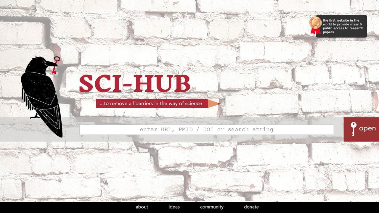 005 Pirate Website For Research Papers Paper 132103 Sci Amazing Full