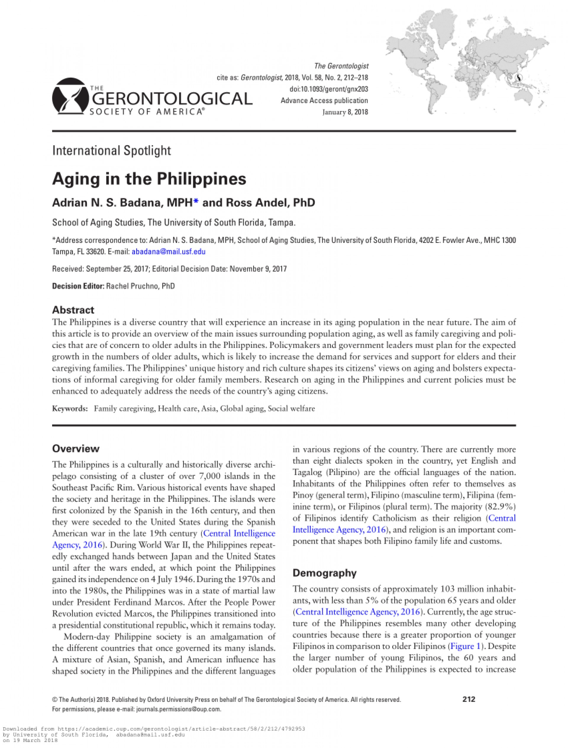 005 Poverty In The Philippines Research Paper Abstract Remarkable 1920