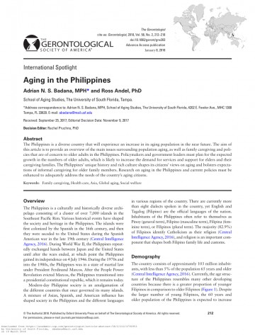 005 Poverty In The Philippines Research Paper Abstract Remarkable 360