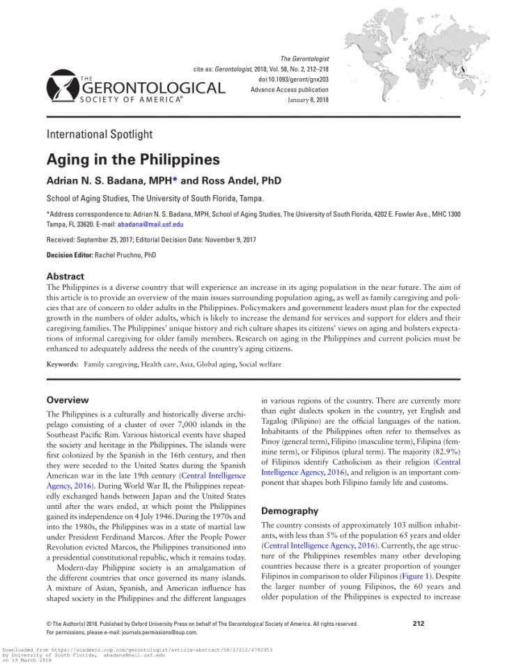 005 Poverty In The Philippines Research Paper Abstract Remarkable 728