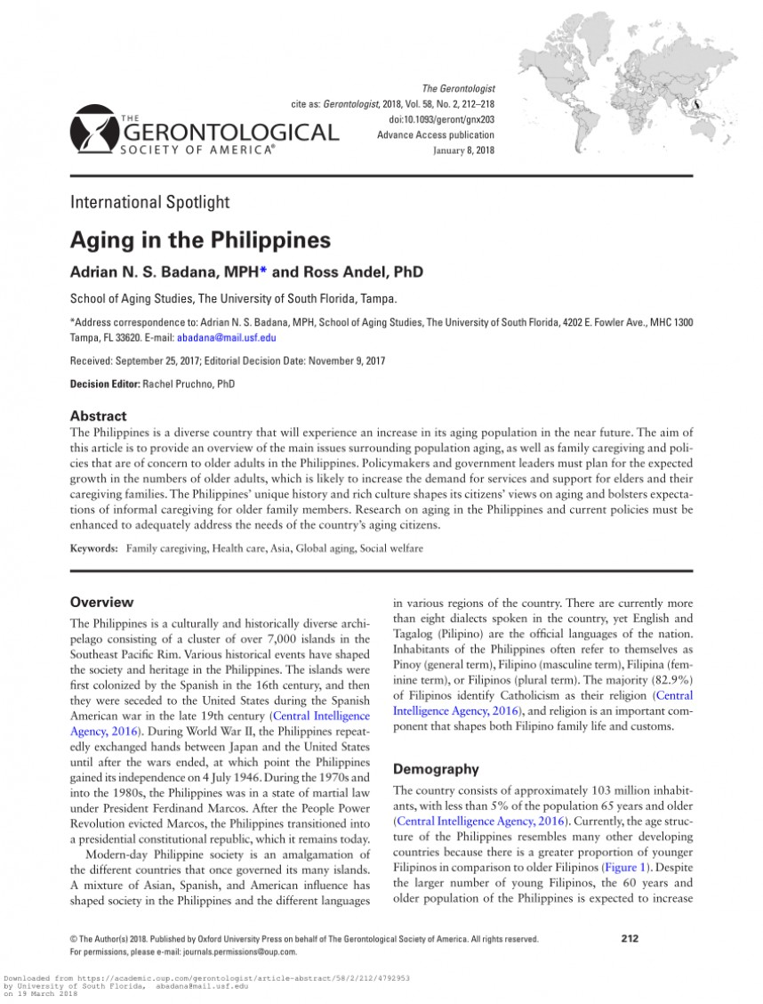 005 Poverty In The Philippines Research Paper Abstract Remarkable 868