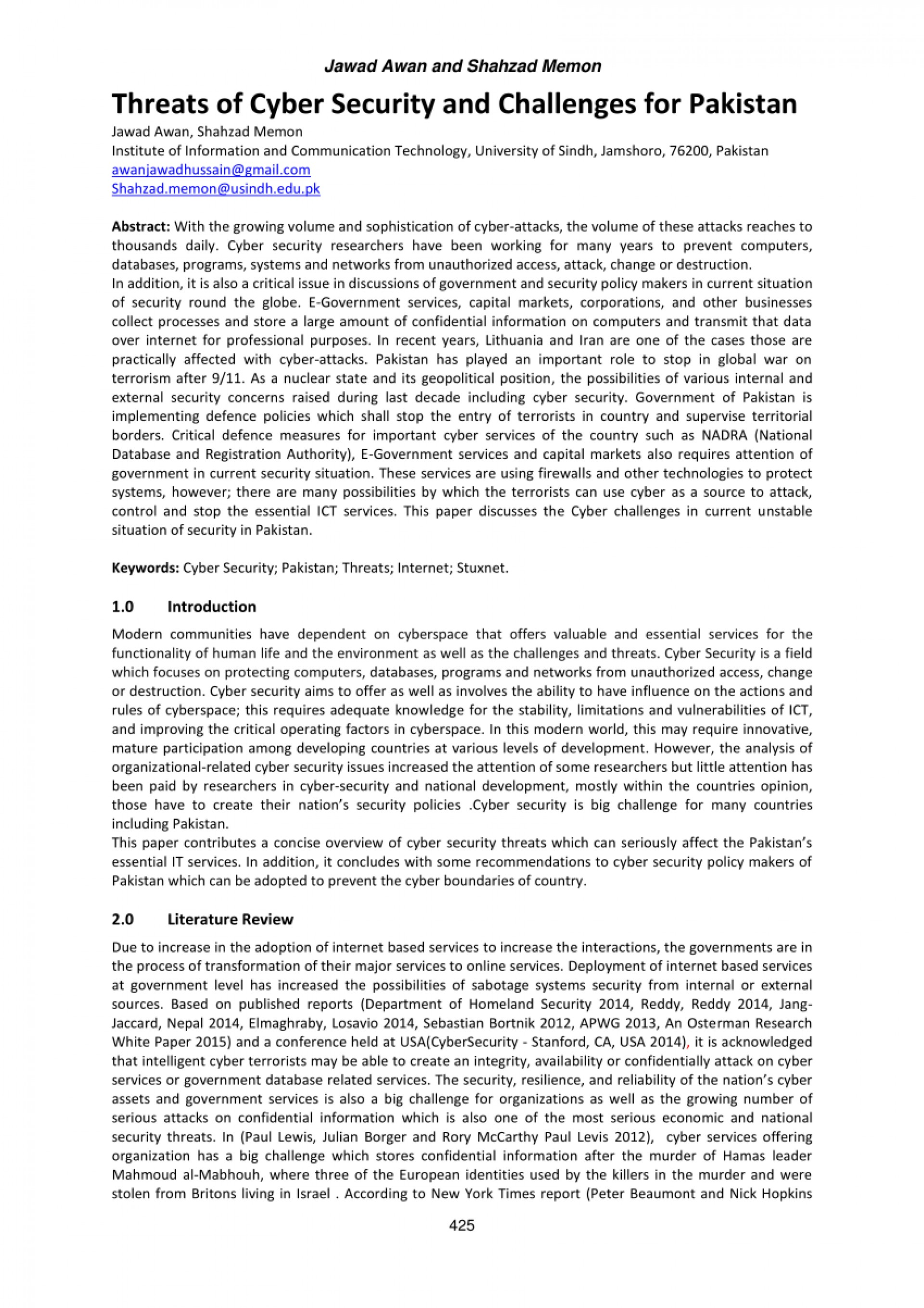 005 Research Paper Cyber Security Papers Pdf Wondrous 2017 1920