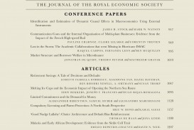005 Research Paper Ej Economics Papers Exceptional Pdf On Financial Health