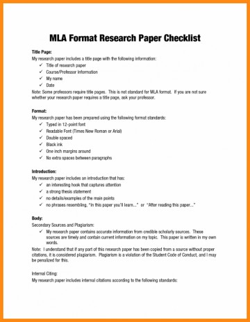 005 Research Paper Example Of Mla Best Ideas Cover Page Essay Title Apa Styles Imposing With Citations Format Outline 360