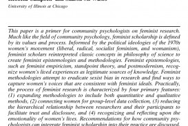 005 Research Paper Feminism Marvelous Feminist Questions Titles