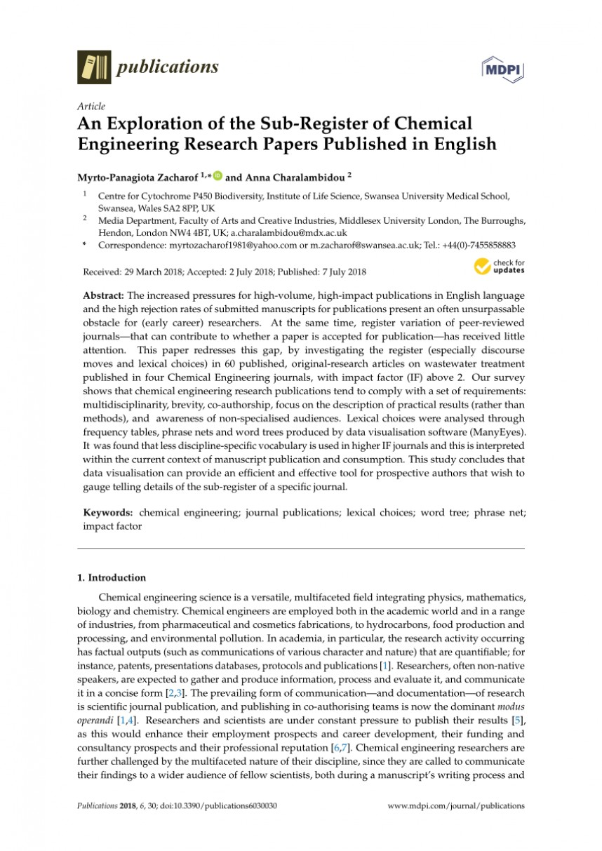 005 Research Paper How To Have Published Stirring A Get In Journal International