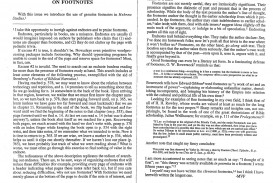 005 Research Paper How To Write Footnotes In Papers Amazing Legal