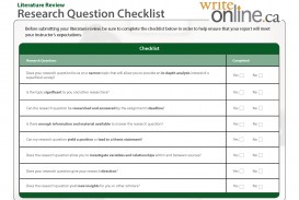 005 Research Paper How To Write Questions Pdf Researchquest Checklist Astounding Objectives And