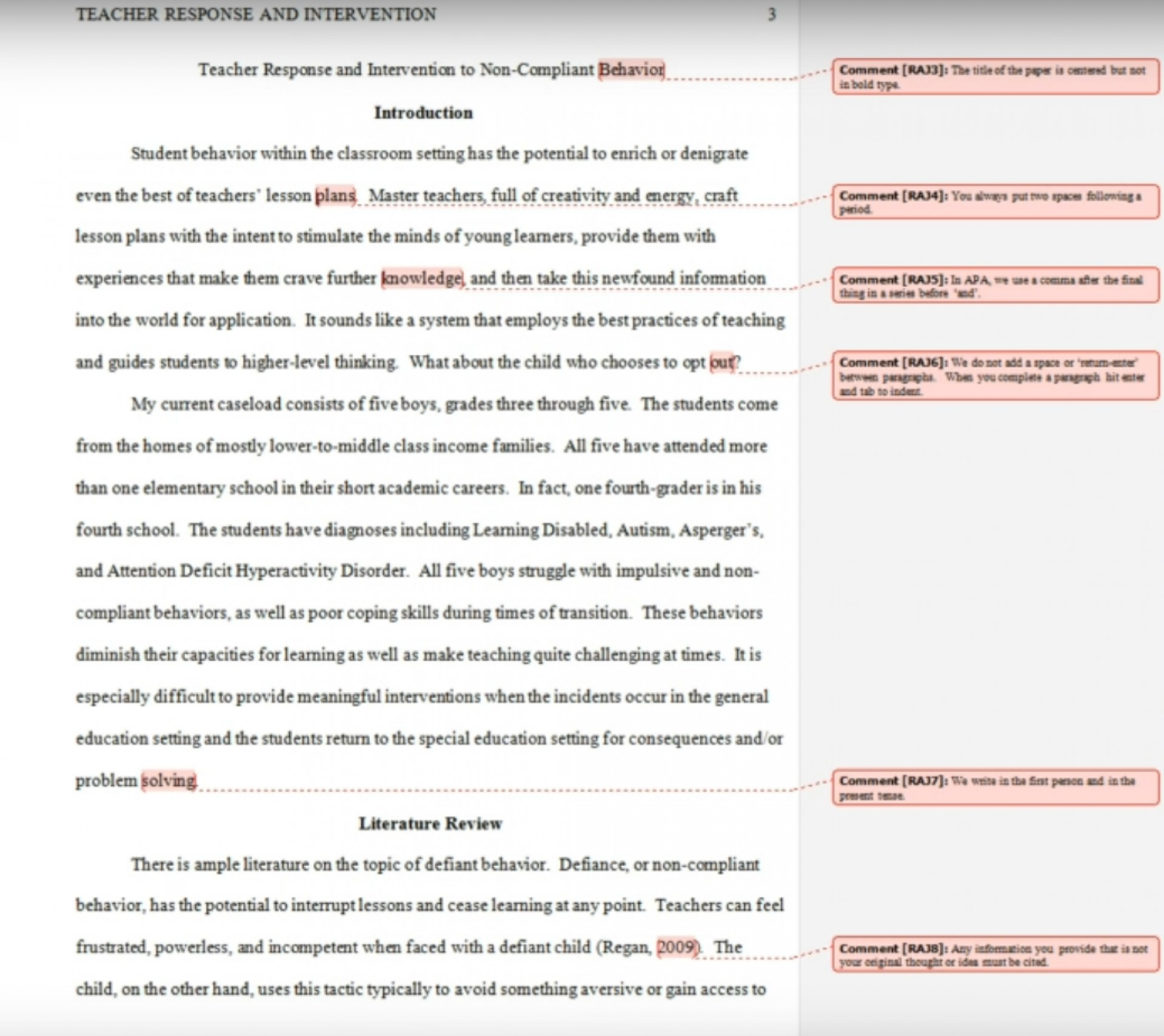 005 Research Paper Introduction Examples Papers Singular Good Paragraphs For Paragraph 1920
