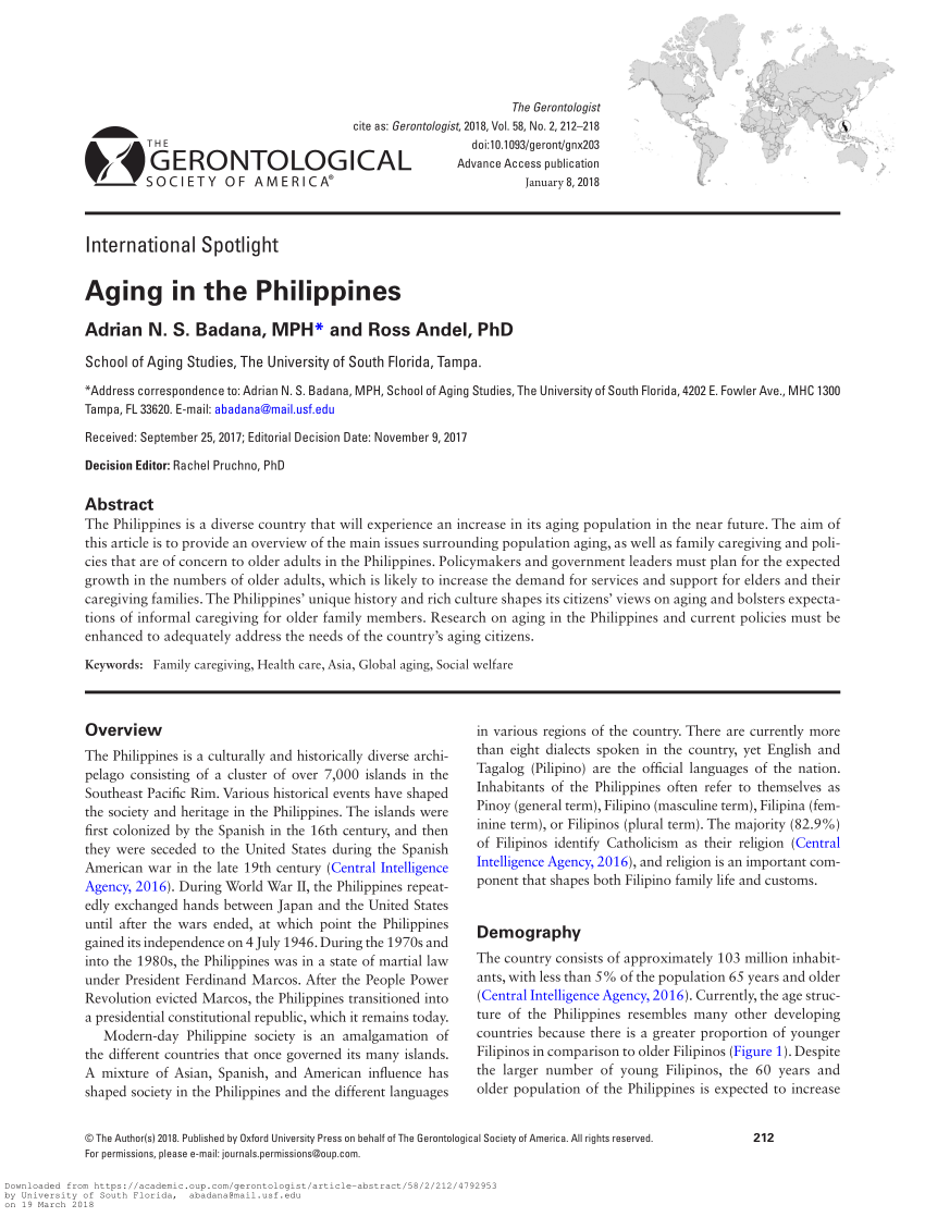 005 Research Paper Largepreview Poverty In The Philippines Impressive Pdf Full