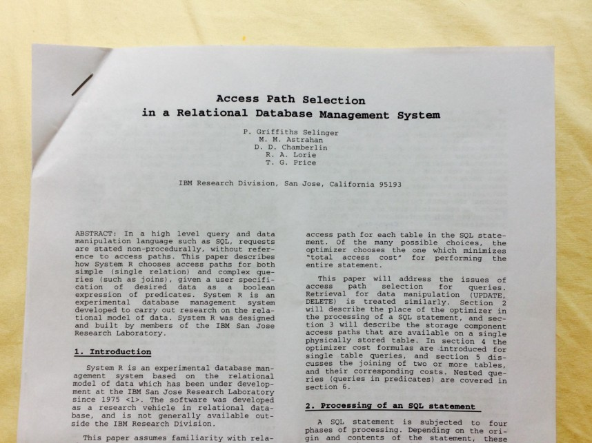 005 Research Paper Papers On Database Surprising Design Ieee Management System Security Pdf