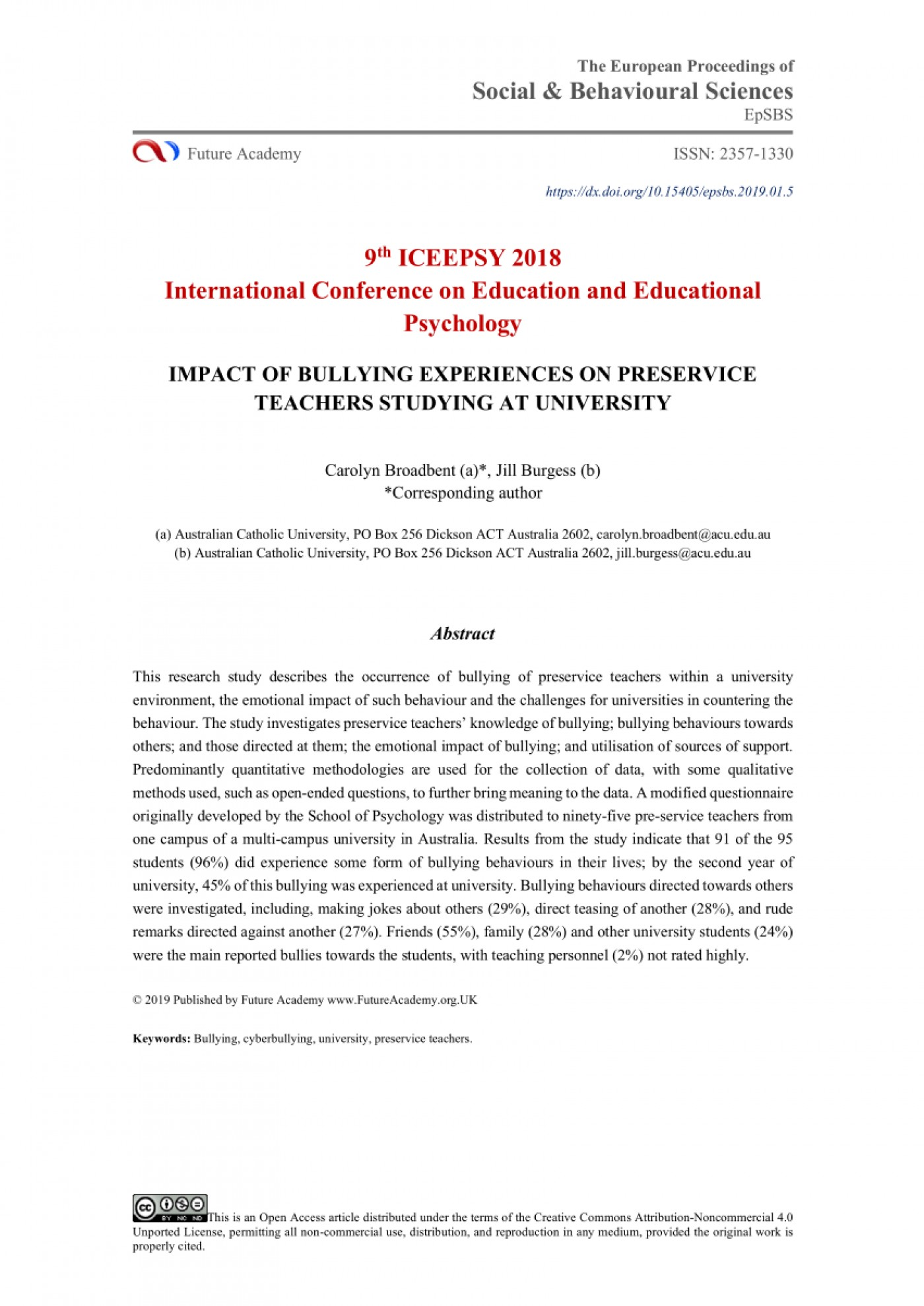 005 Research Paper Psychological Effects Of Bullying Breathtaking 1400