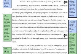 005 Research Paper Purdue Owl Page Stunning Outline Topics Conclusion