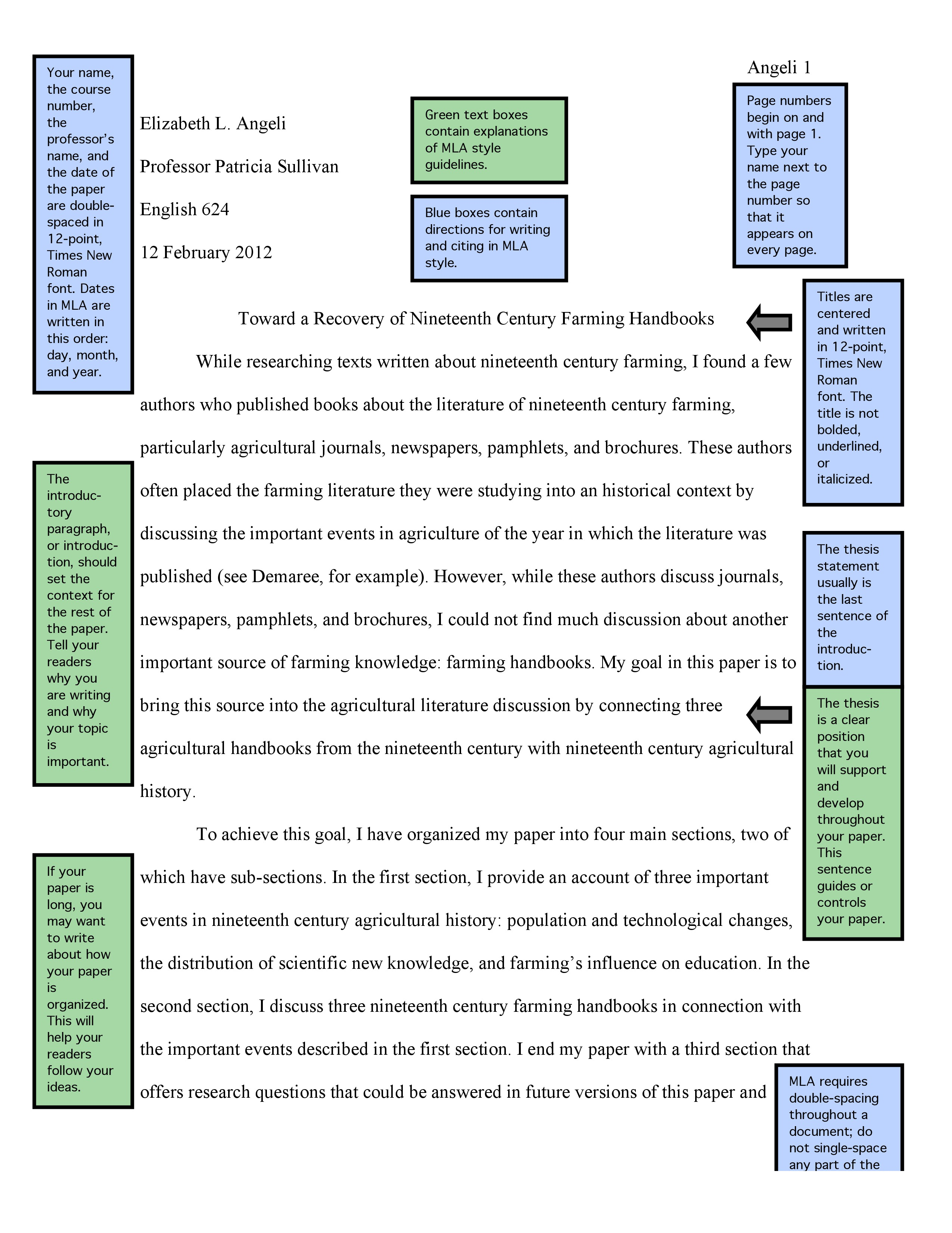 005 Research Paper Purdue Owl Page Stunning Citations Outline Example Sample Full