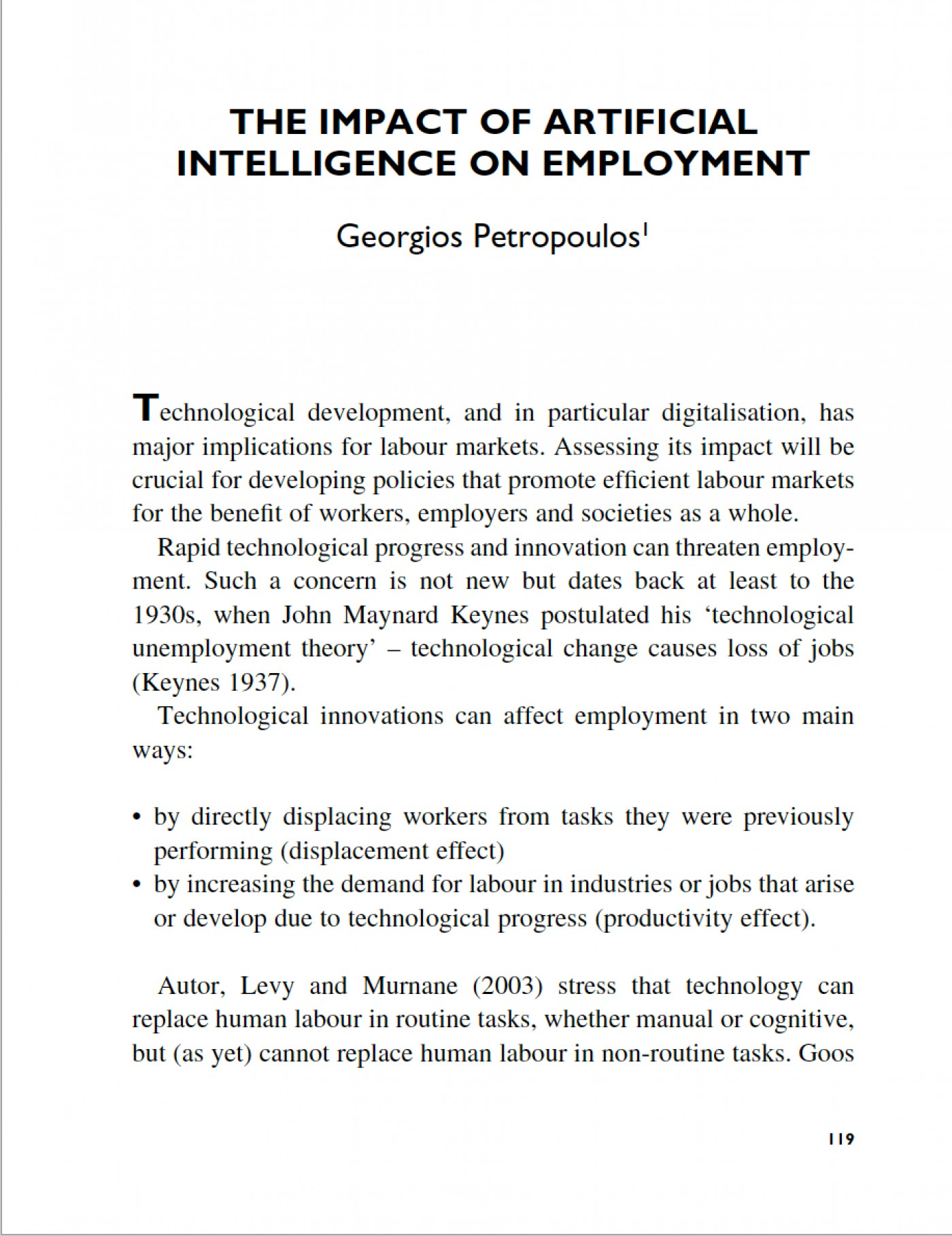 005 Screen Shot At Artificial Intelligence Research Sensational Paper 2018 Pdf Topics 1400