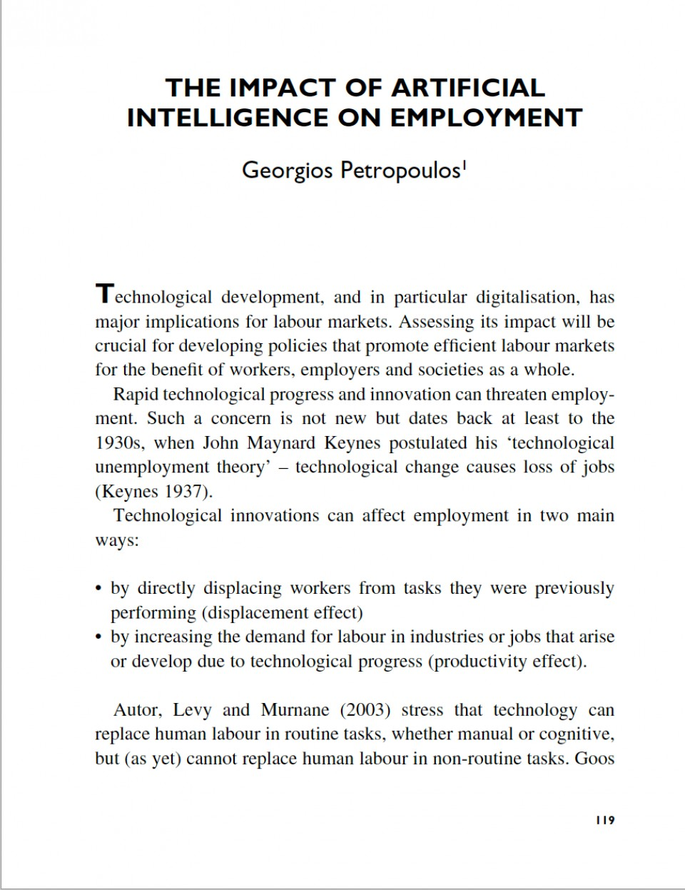 005 Screen Shot At Artificial Intelligence Research Sensational Paper 2018 Pdf Topics 960