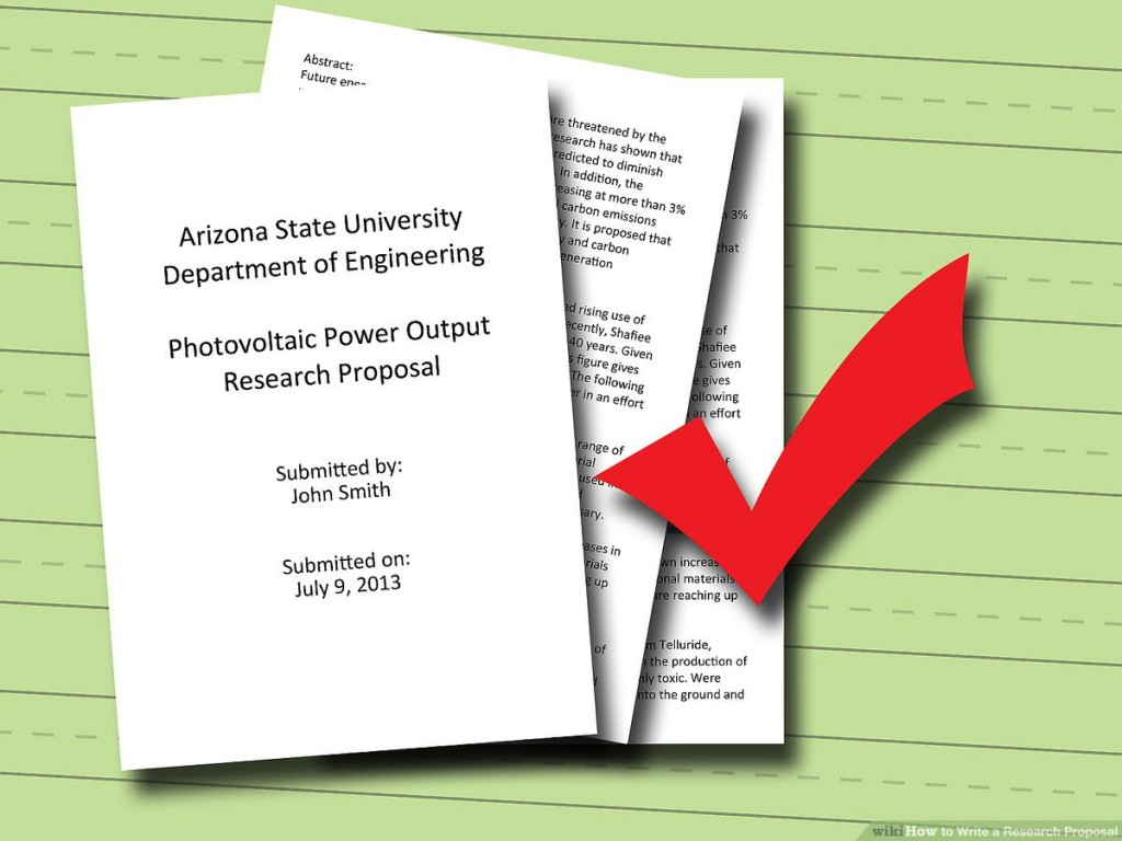006 Aid2692093 V4 1200px Write Research Proposal Step Paper Steps To Unbelievable 10 A Basic Writing Ppt How Pdf Large