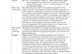 006 Annotated Bibliography Vs Research Shocking Paper Free Example Use An In A