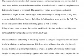 006 Art History Research Paper Example Coursework Free Staggering Outline Template Sample