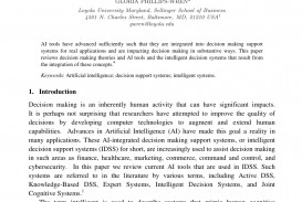006 Artificial Intelligence Research Paper Pdf Impressive Ieee Papers On 2018