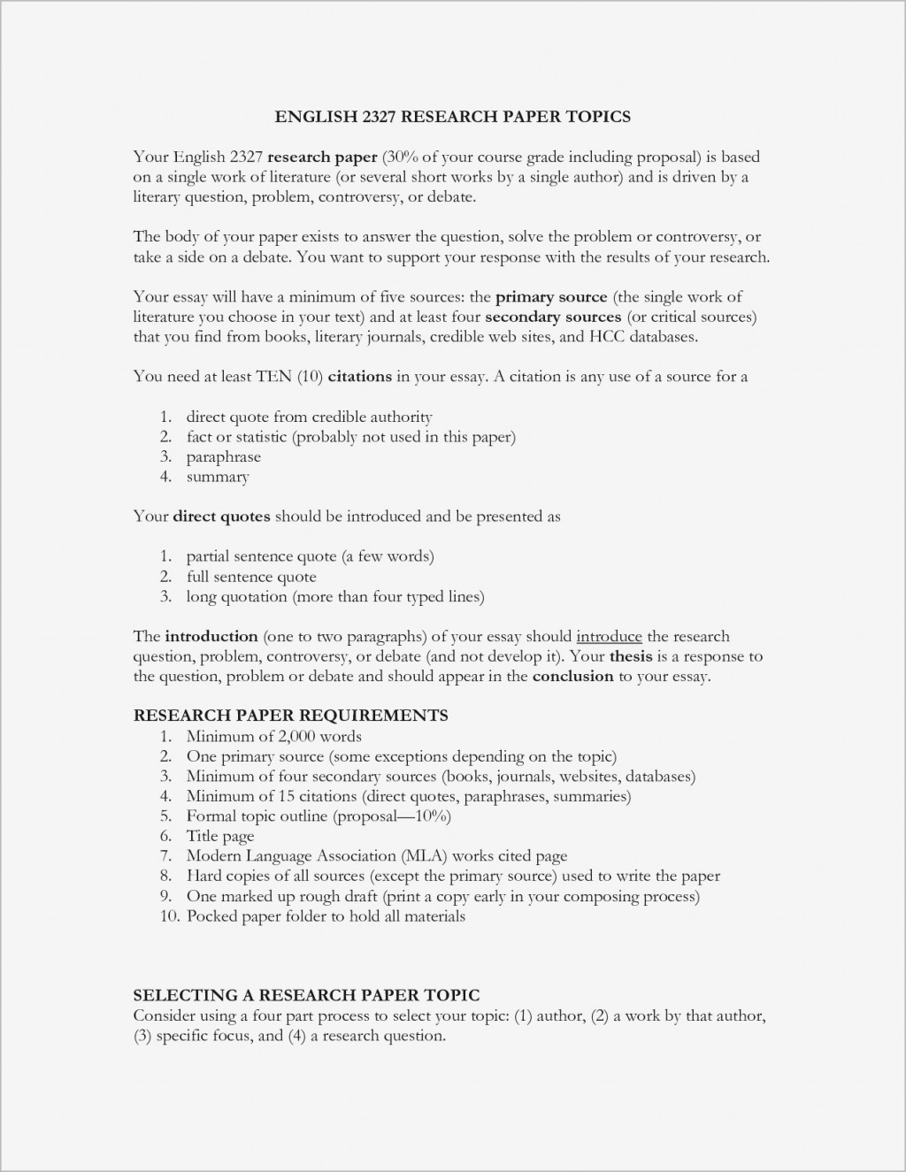 006 Business Research Methods Paper Topics Proposal Essay Example Unique English Ideas Structure Of Astounding Large