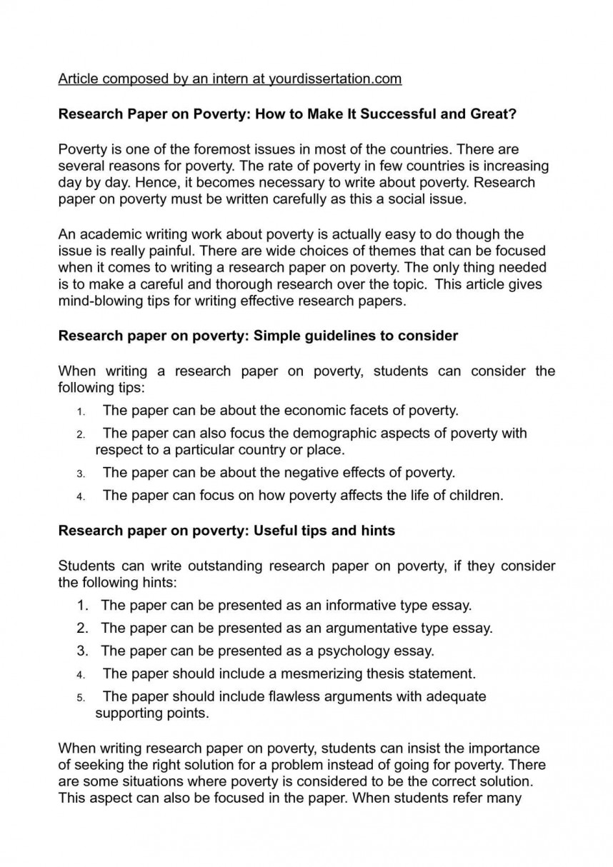 006 Can I Write Research Paper In One Day Fascinating A How To 10 Page 6