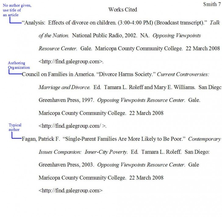 006 Cited Research Paper Samplewrkctd Archaicawful Works Mla Example 728