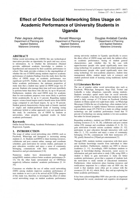 006 Conclusion For Research Paper About Social Media Awful 480