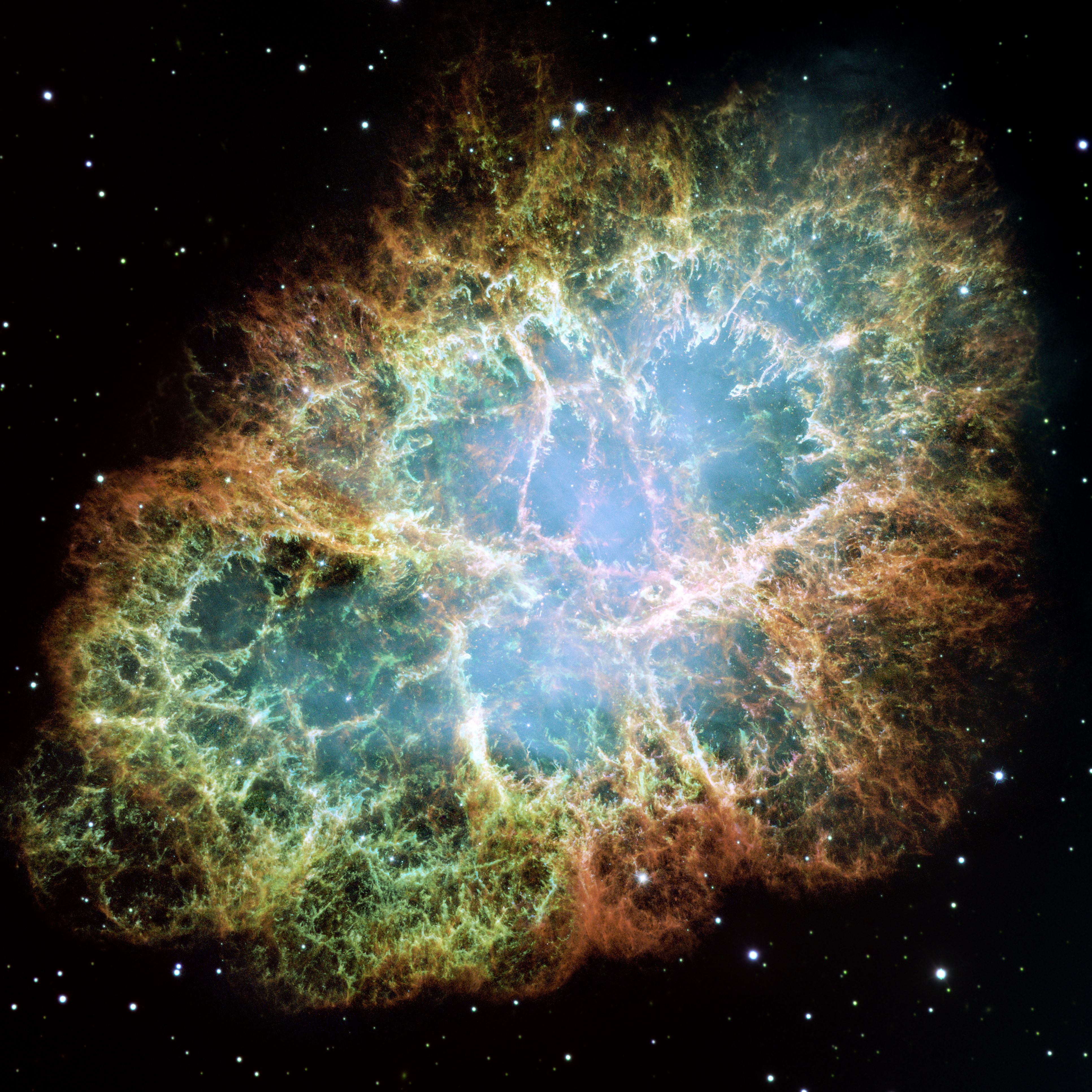 006 Crab Nebula Interesting Astronomy Topics For Research Marvelous Paper Full