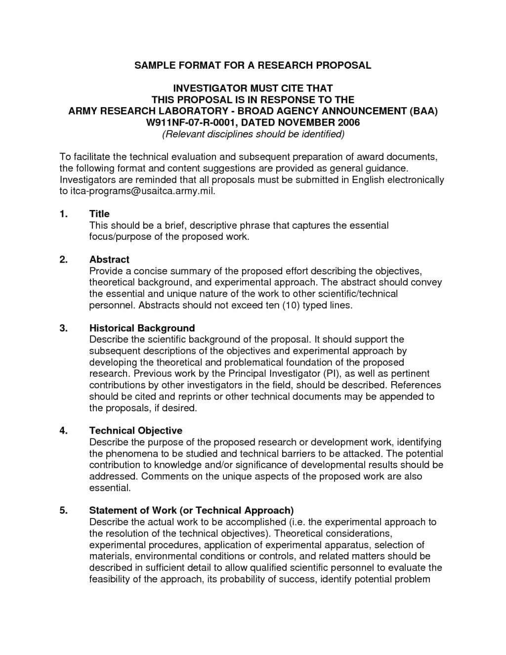 006 Example Of Scientific Research Proposal Paper 6781019586 Action Sample Stunning A Large