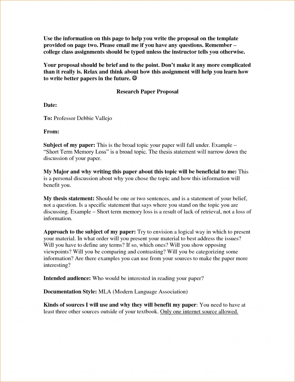006 Examples Of Research Paper Proposals Proposal Template Magnificent Large