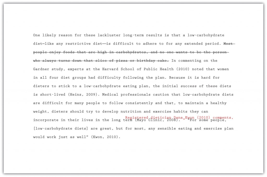006 How To End Research Paper Introduction Magnificent A Large