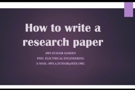 006 How To Write Results Of Research Paper Magnificent A And Discussion In Pdf The Section