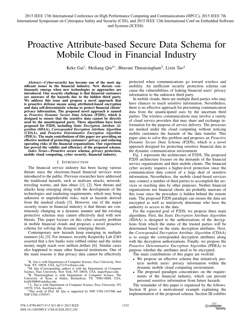 006 Ieee Research Paper On Cyber Security Pdf Breathtaking Network Full