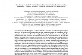 006 Largepreview Earthquake Research Paper Pdf Wondrous Philippines