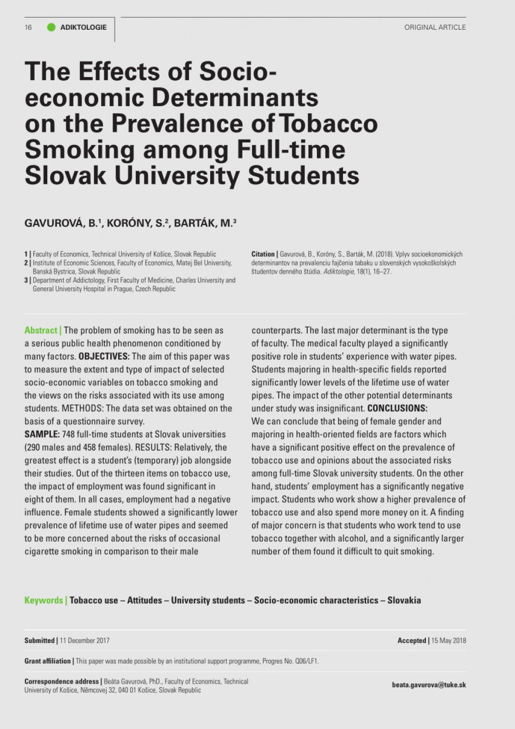 006 Largepreview Research Paper Example Smoking Top Pdf Large