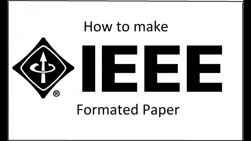 006 Maxresdefault Research Paper Ieee Wonderful Format Sample Example Online