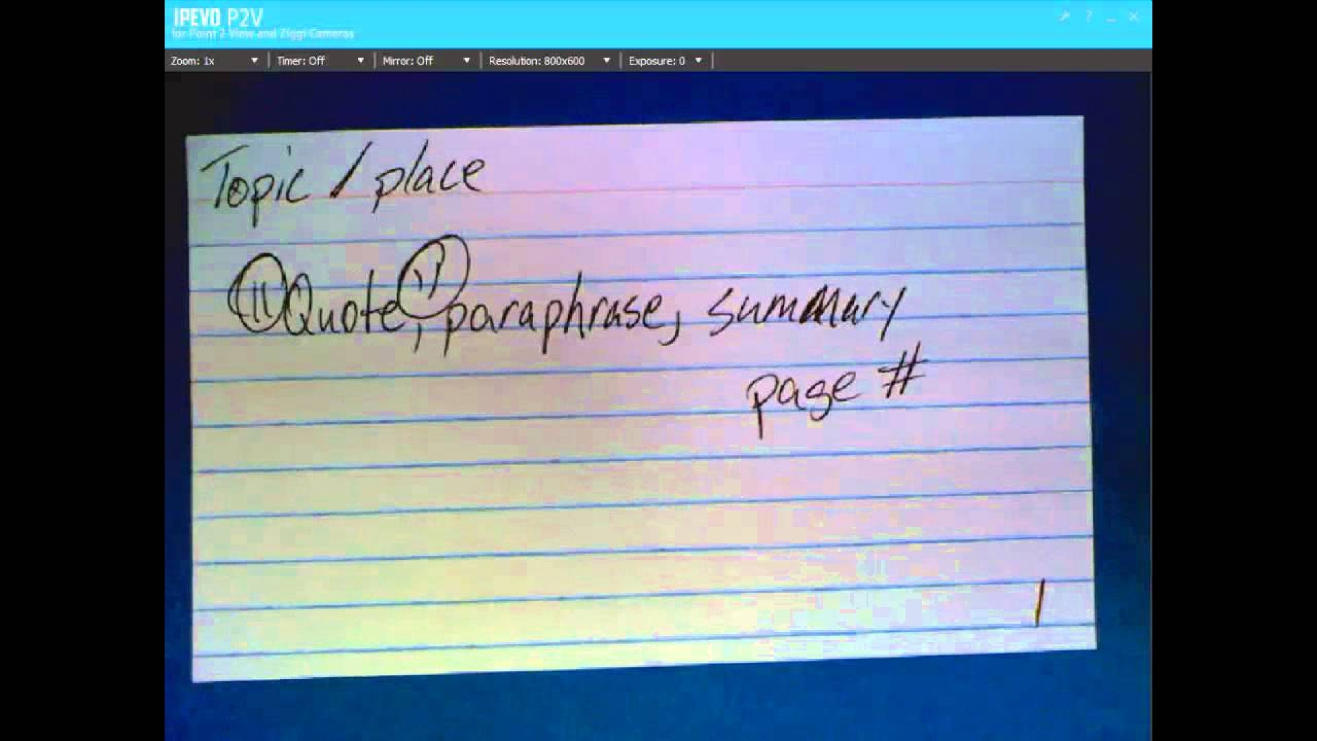 006 Note Cards Examples For Research Paper Unique A Example Card Format Template 1920