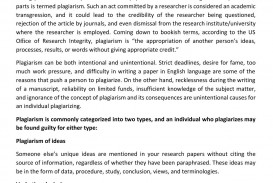 006 Page 1 How Do I Write Research Paper Without Wondrous A Plagiarizing You To Avoid Plagiarism