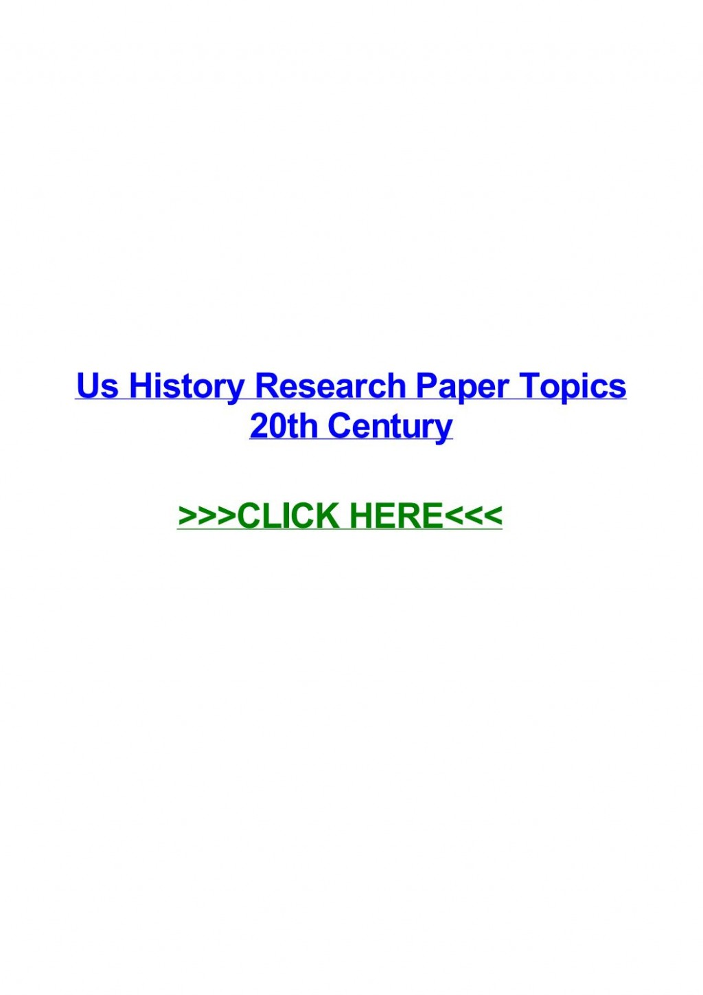 006 Page 1 Research Paper History Topics 20th Stupendous Century Art World Large