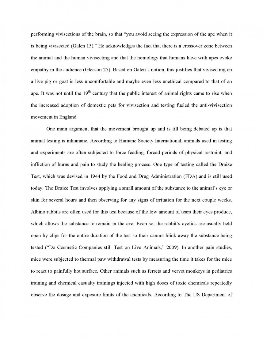 006 Research Paper Animal Testing Argumentative Essay Title Titles Outline Cosmetic Unique Thesis Topics Introduction