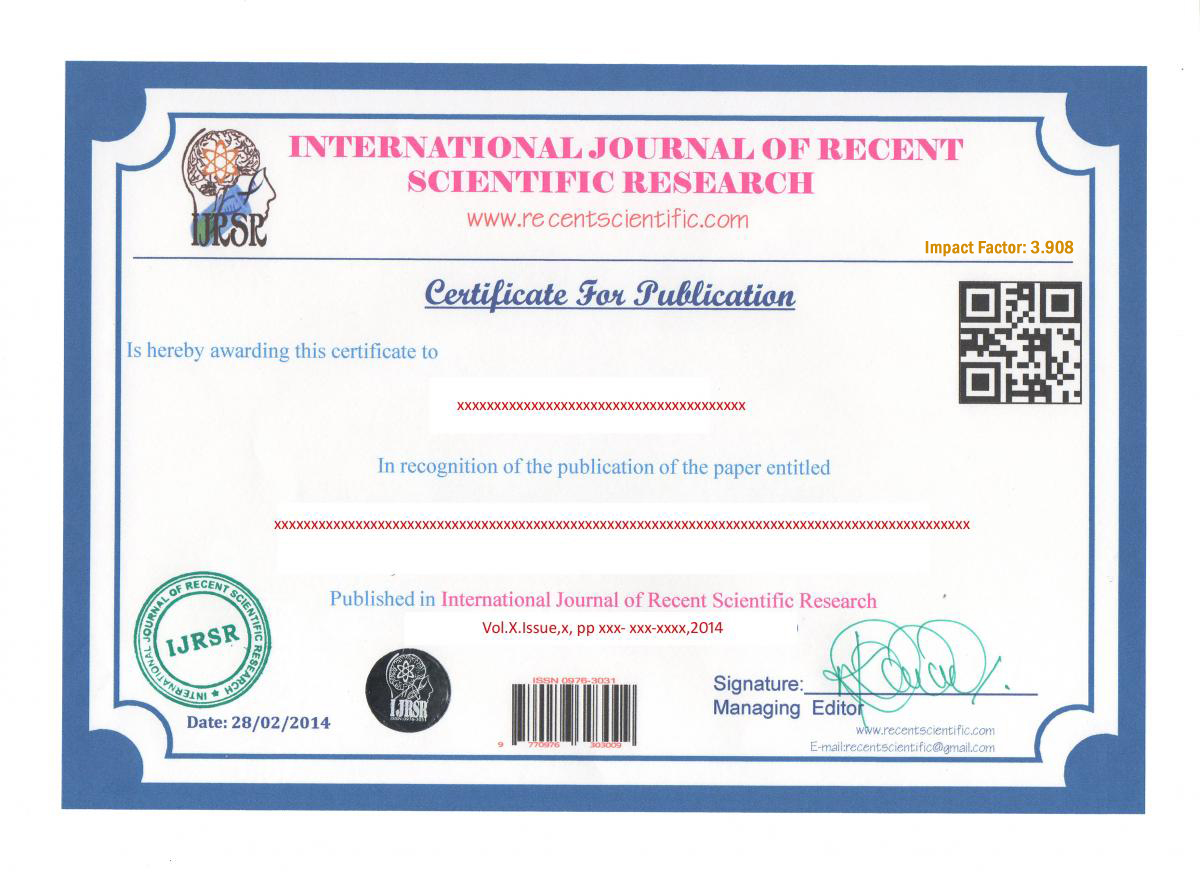 006 Research Paper Certificate20copy Free Online Astounding Publication Full