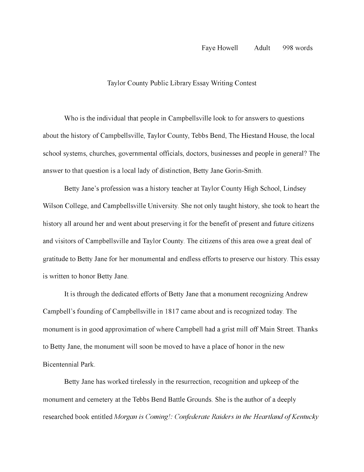 006 Research Paper Essay2bwriting2bcontest12bhowell Art History Amazing Examples Full