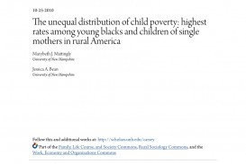 006 Research Paper Largepreview Free On Poverty In Formidable America