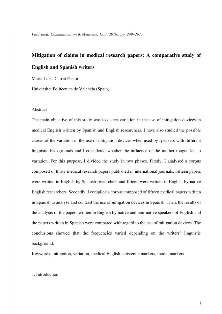 006 Research Paper Largepreview Medical Magnificent Papers For Sale Sample Apa Editing