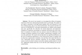 006 Research Paper Largepreview Psychological Effects Of Breathtaking Bullying 320