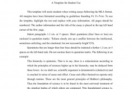 006 Research Paper Mla Format Template Awesome Outline Example