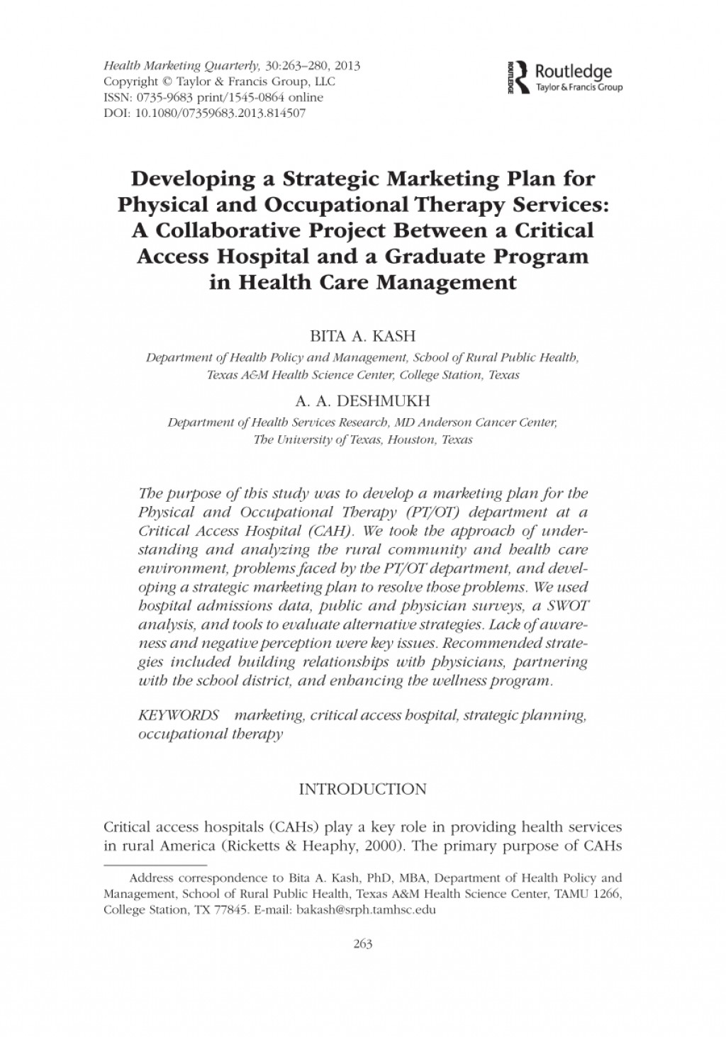 006 Research Paper On Cancer Marketing Plan Mba Image Hd Largepreview For Admission Singular Treatment Pdf Large
